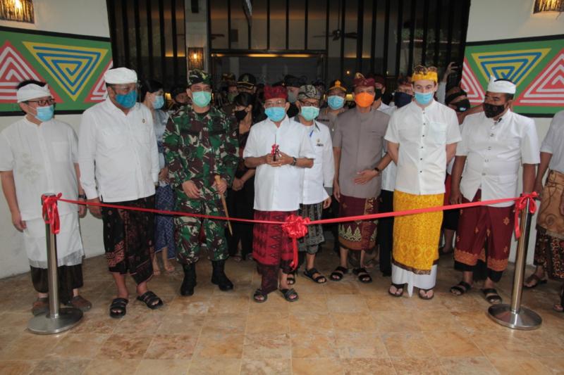 Gubernur Bali Resmikan Pembukaan Kembali Bali Safari and Marine Park