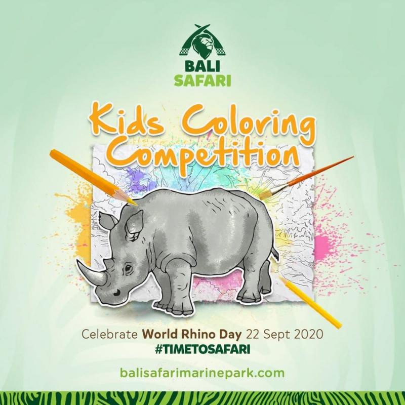 #timetosafari, Bali Safari Park Ajak Para Siswa untuk Tur Safari Virtual