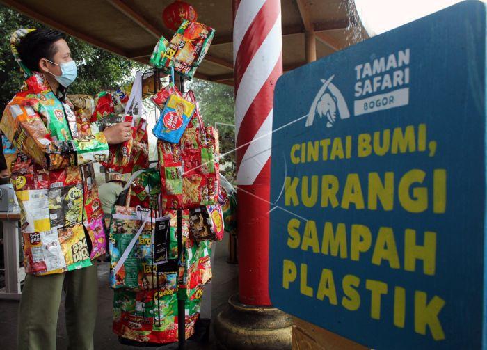 Hari Peduli Sampah Nasional, Taman Safari Bogor Terapkan Pengelolaan Sampah Berkelanjutan