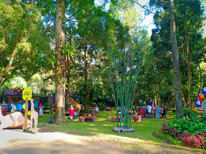 Safari Greens, Taman Safari Bogor