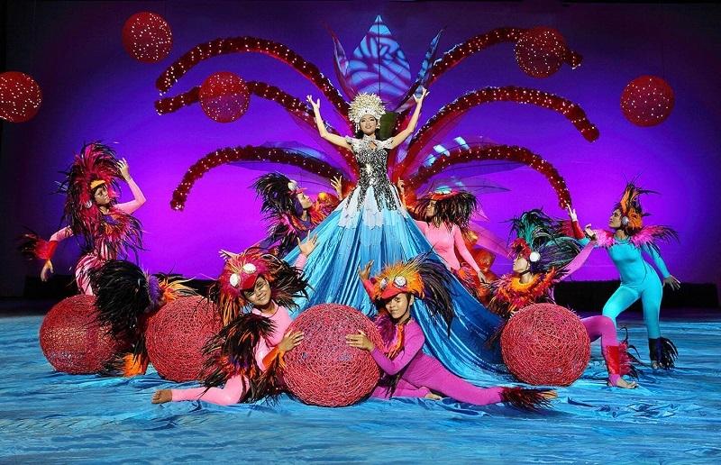 Seru! Ada Pertunjukan Teater Spektakuler di Bali Safari & Marine Park