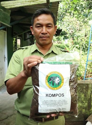 Taman Safari Bogor Kembangkan Biogas dan Kompos dari Kotoran Satwa