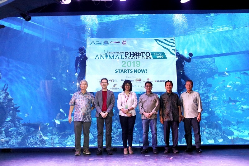 Launching Ceremony Lomba Foto Satwa IAPC 2019