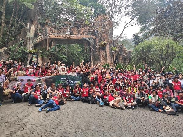 Nostalgia Lomba Foto Satwa IAPC 2019 di Taman Safari Bogor