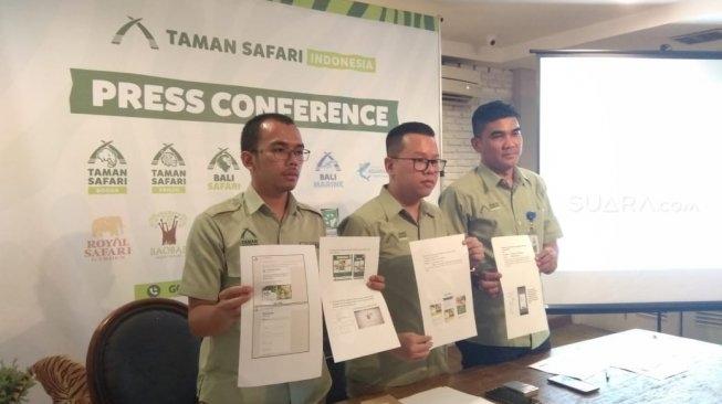 Taman Safari Indonesia Klarifikasi Usai Banyak Aduan Penipuan Tiket Online